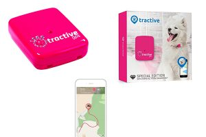 Tractive GPS Tracker for Dogs dog trackers